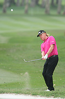 Miguel Angel Jimenez (ESP) on the 9th during Round 2 of the UBS Hong Kong Open 2012, Hong Kong Golf Club, Fanling, Hong Kong. 16/11/12...(Photo Jenny Matthews/www.golffile.ie)