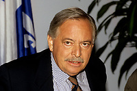FILE -<br /> Jacques Parizeau<br /> , entre 1991 et 1995<br /> <br /> <br /> <br /> PHOTO  : Pierre Roussel - Agence Quebec Presse