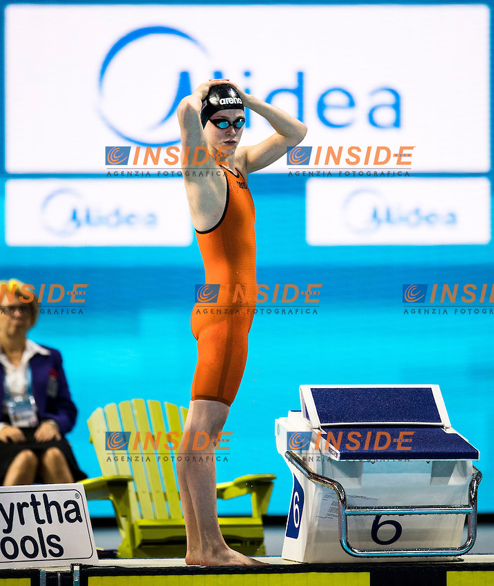 SAVARD Katerine CAN<br /> Women's 50m Butterfly<br /> 13th Fina World Swimming Championships 25m <br /> Windsor  Dec. 9th, 2016 - Day04 Finals<br /> WFCU Centre - Windsor Ontario Canada CAN <br /> 20161209 WFCU Centre - Windsor Ontario Canada CAN <br /> Photo &copy; Giorgio Scala/Deepbluemedia/Insidefoto