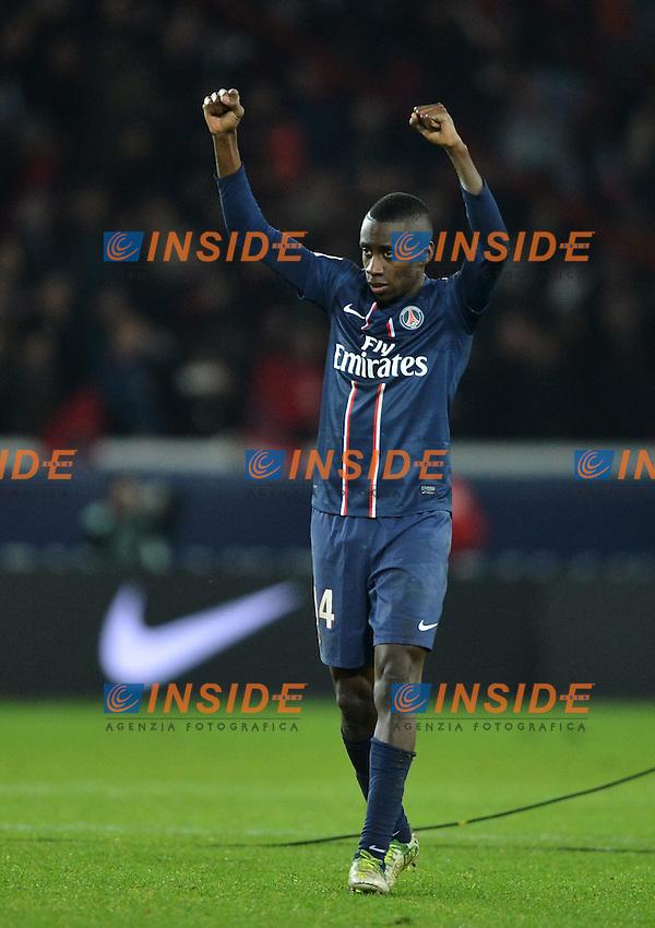 Blaise MATUIDI (psg) .Football Calcio 2012/2013.Ligue 1 Francia.Foto Panoramic / Insidefoto .ITALY ONLY