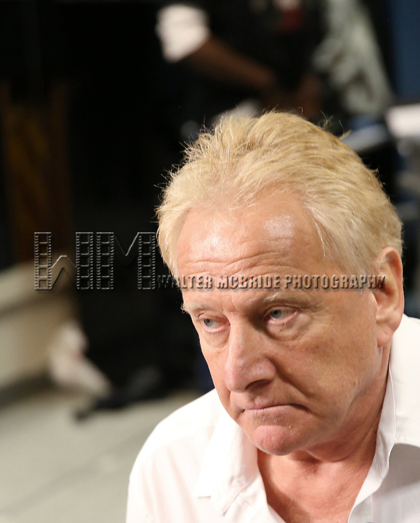 Air Supply band member Graham Russell attends a World Premiere musical presention of his show 'A World Apart' presented by the New York Musical Festival & New YorkRep on July 24, 2017 at the Acorn Theatre Studios at Theatre Row in New York City.