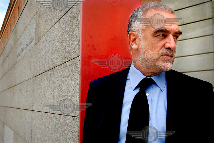 Luis Moreno-Ocampo is an Argentine lawyer and Chief Prosecutor at the International Criminal Court (ICC).