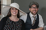 Jessica and Steve Canale during the Kentucky Derby Party at The Depot on Saturday, May 6, 2017 in Reno, Nevada.