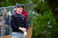 Martin Laird (SCO) watches his tee shot on 17 during round 3 of the Valero Texas Open, AT&amp;T Oaks Course, TPC San Antonio, San Antonio, Texas, USA. 4/22/2017.<br /> Picture: Golffile | Ken Murray<br /> <br /> <br /> All photo usage must carry mandatory copyright credit (&copy; Golffile | Ken Murray)