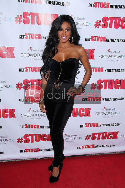 Shyra Sanchez<br /> at the #Stuck Launch Party, Hemingways, Hollywood, CA 11-14-13<br /> David Edwards/DailyCeleb.com 818-249-4998