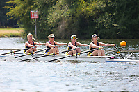 Race: 291  W.MasC.4x-  Final<br /> 275  Eton Excelsior Rowing Club<br /> 277  Mortlake Anglian & Alpha Boat Club<br /> <br /> Henley Masters Regatta 2018 - Saturday<br /> <br /> To purchase this photo, or to see pricing information for Prints and Downloads, click the blue 'Add to Cart' button at the top-right of the page.
