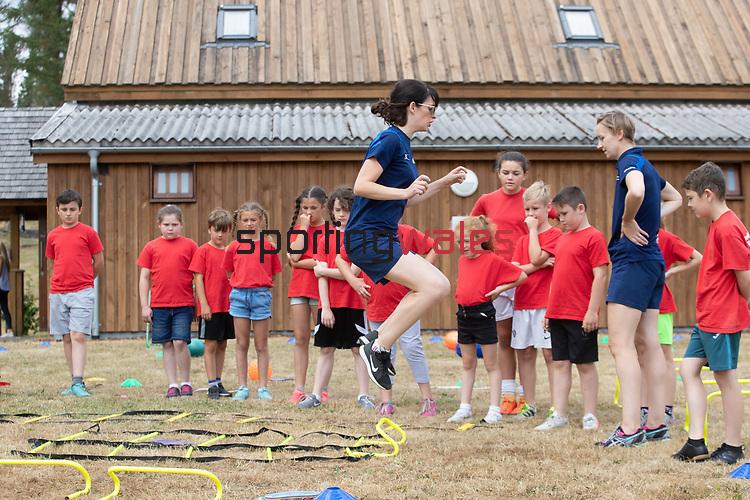 Sport Wales<br /> Vision for Sport Launch<br /> Garnant Park<br /> 19.07.18<br /> ©Steve Pope <br /> Fotowales
