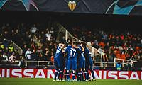 2019.11.27 UCL Valencia CF VS Chelsea FC