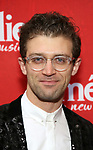 Sam Pimkleton attends the Broadway Opening Night performance of 'Amelie' at the Walter Kerr Theatre on April 3, 2017 in New York City