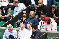 Mike Tyson during Day 10 for the French Open 2018 on June 5, 2018 in Paris, France. (Photo by Anthony Dibon/Icon Sport)
