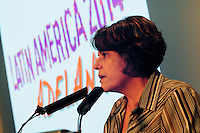 Latin America 2014 Conference<br /> Adelante!<br /> <br /> Teresita Vincente<br /> Cuban Charge d'Affaires interim.
