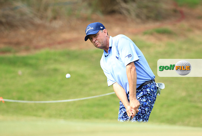 Davis Love III (USA)  during the Second Round of The Players, TPC Sawgrass, Ponte Vedra Beach, Jacksonville.   Florida, USA. 13/05/2016.<br /> Picture: Golffile | Mark Davison<br /> <br /> <br /> All photo usage must carry mandatory copyright credit (&copy; Golffile | Mark Davison)