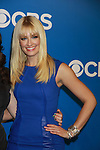 Two Broke Girls - Beth Behrs - CBS Upfront 2012 at the Tent in Lincoln Center, New York City, New York. (Photo by Sue Coflin/Max Photos)