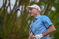 Jim Furyk (USA) watches his tee shot on 3 during day 2 of the WGC Dell Match Play, at the Austin Country Club, Austin, Texas, USA. 3/28/2019.<br /> Picture: Golffile | Ken Murray<br /> <br /> <br /> All photo usage must carry mandatory copyright credit (© Golffile | Ken Murray)