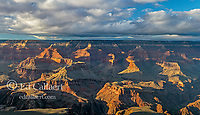 Sunset, Grand Canyon National Park, Arizona