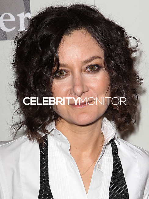 """BEVERLY HILLS, CA, USA - MAY 10: Sara Gilbert at the """"An Evening With Women"""" 2014 Benefiting L.A. Gay & Lesbian Center held at the Beverly Hilton Hotel on May 10, 2014 in Beverly Hills, California, United States. (Photo by Celebrity Monitor)"""