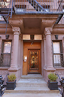Entrance to 245 West 115th Street