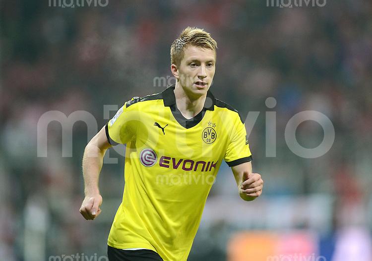 FUSSBALL   1. BUNDESLIGA  SAISON 2012/2013   15. Spieltag FC Bayern Muenchen - Borussia Dortmund     01.12.2012 Marco Reuss (Borussia Dortmund)