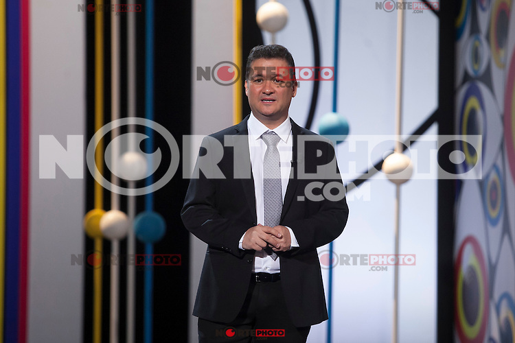 Secun de la Rosa during the 63rd Donostia Zinemaldia opening ceremony (San Sebastian International Film Festival) in San Sebastian, Spain. September 18, 2015. (ALTERPHOTOS/Victor Blanco) /NortePhoto.com