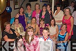 50 th surprise birthday celebrations for Liam Enright of Ballaugh, Abbeyfeale were held Matt McCoys Bar, Abbeyfeale on Friday night. Waiting for the arrival of Liam and Co to arrive are: Front: Megan Enright, Tamara stack and Brian Sheehan, 2nd row: AnnMarie enright, Sheila Stack, Helen Shehan, Liz stack, Jackie and Josie enright. Back: Helen Sheehan, Eileen Horgan, Louise, Tracey, Lisa and Emma Stack and Marrian Bennett.