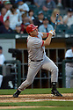 Tim Salmon, of the Los Angeles Angels, in aciton against the Chicago White Sox on August 7, 2006 in Chicago...Angels win 6-3..David Durochik / SportPics