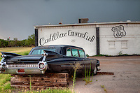 Cadilac Country Club in Elk City Oklahoma along route 66.