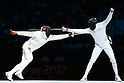 2012 Olympic Games - Fencing - Men's Individual Epee Gold Medal Match