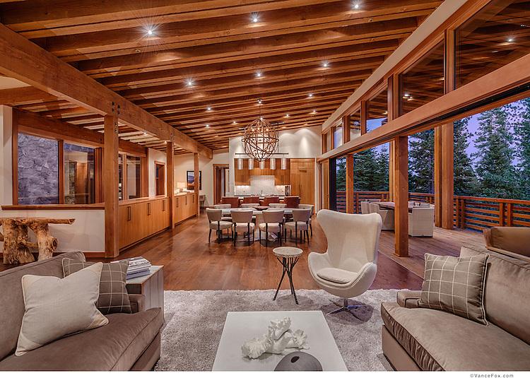 Martis Camp Residence for Jim Morrison Construction