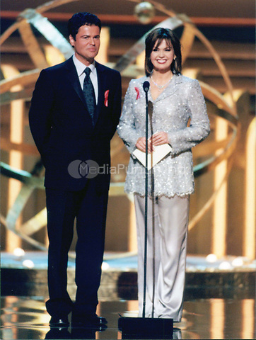 Donnie & Marie Osmond 2000<br /> Photo By John Barrett-PHOTOlink.net / MediaPunch