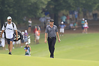 Jimmy Walker (USA) walks onto the 15th green during Friday's Round 2 of the 2017 PGA Championship held at Quail Hollow Golf Club, Charlotte, North Carolina, USA. 11th August 2017.<br /> Picture: Eoin Clarke | Golffile<br /> <br /> <br /> All photos usage must carry mandatory copyright credit (&copy; Golffile | Eoin Clarke)
