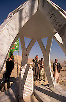 Kabul / Afghanistan.Cimitero di guerra alla periferia di Kabul..Foto Livio Senigalliesi..Kabul / Afghanistan.War cemetery on the outskirts of Kabul..Photo Livio Senigalliesi