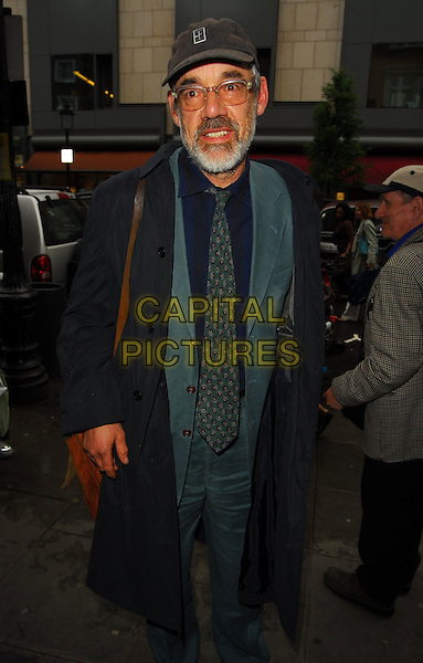 ROGER LLOYD PACK.At the Theatre Museum Fundraising Reception, Theatre Museum, London, England, May 16th 2006..full length cap hat glasses beard.Ref: CAN.www.capitalpictures.com.sales@capitalpictures.com.©Can Nguyen/Capital Pictures