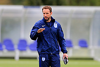 England Manager Gareth Southgate during training prior to England's FIFA World Cup qualifier against Lithuania, at Tottenham Hotspur's training ground on October 4th 2017 in London, England. <br /> Calcio Inghilterra - Slovenia Qualificazioni Mondiali <br /> Foto Phcimages/Panoramic/insidefoto
