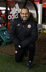 Old school player pose during the English League One match at Bramall Lane Stadium, Sheffield. Picture date: November 29th, 2016. Pic Simon Bellis/Sportimage