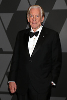 HOLLYWOOD, CA - NOVEMBER 11: Donald Sutherland at the AMPAS 9th Annual Governors Awards at the Dolby Ballroom in Hollywood, California on November 11, 2017. <br /> CAP/MPI/DE<br /> &copy;DE/MPI/Capital Pictures