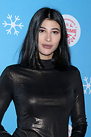 """LOS ANGELES - NOV 14:  Abla Sofy at the """"It's A Wonderful Lifetime"""" Red Carpet at the Grove on November 14, 2018 in Los Angeles, CA"""