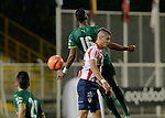 La Equidad Seguros venció como local 1-0 a Atlético Junior. Fecha 1 Liga Águila I-2017.