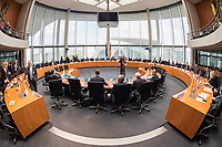 10. Sitzung des &quot;1. Untersuchungsausschuss&quot; der 19. Legislaturperiode des Deutschen Bundestag am Donnerstag den 17. Mai 2018 zur Aufklaerung des Terroranschlag durch den islamistischen Terroristen Anis Amri auf den Weihnachtsmarkt am Berliner Breitscheidplatz im Dezember 2016.<br /> In der Sitzung wurden in einer oeffentlichen Anhoerung als Sachverstaendige zum Thema: &quot;Foederale Sicherheitsarchitektur&quot; u.a. der ehemalige Chef des Bundesamt fuer Verfassungssschutz (Heinz Fromm), der ehemalige Direktor des Bundeskriminalamt (Juergen Maurer) und Rechtswissenschaftler befragt.<br /> 17.5.2018, Berlin<br /> Copyright: Christian-Ditsch.de<br /> [Inhaltsveraendernde Manipulation des Fotos nur nach ausdruecklicher Genehmigung des Fotografen. Vereinbarungen ueber Abtretung von Persoenlichkeitsrechten/Model Release der abgebildeten Person/Personen liegen nicht vor. NO MODEL RELEASE! Nur fuer Redaktionelle Zwecke. Don't publish without copyright Christian-Ditsch.de, Veroeffentlichung nur mit Fotografennennung, sowie gegen Honorar, MwSt. und Beleg. Konto: I N G - D i B a, IBAN DE58500105175400192269, BIC INGDDEFFXXX, Kontakt: post@christian-ditsch.de<br /> Bei der Bearbeitung der Dateiinformationen darf die Urheberkennzeichnung in den EXIF- und  IPTC-Daten nicht entfernt werden, diese sind in digitalen Medien nach &sect;95c UrhG rechtlich geschuetzt. Der Urhebervermerk wird gemaess &sect;13 UrhG verlangt.]