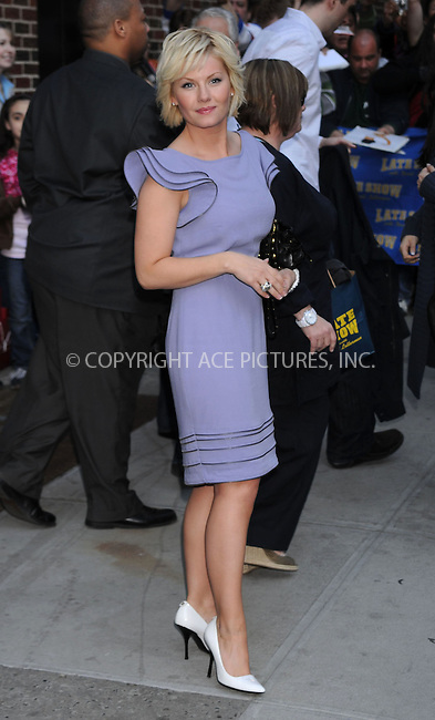 WWW.ACEPIXS.COM..April 16 2009, New York City..Actress Elisha Cuthbert made an appearance at the 'Late show with David Letterman' at the Ed Sullivan Theatre on April 16 2009 in New York City...Please byline: Kristin Callahan - ACEPIXS.COM...*** ***...Ace Pictures, Inc.tel: (212) 243 8787.e-mail: info@acepixs.com.web: http://www.acepixs.com..