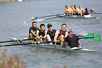 Race: 109: Tier2 4+  Heat 1<br /> <br /> Peterborough Summer Regatta 2017 - Sunday<br /> <br /> To purchase this photo, or to see pricing information for Prints and Downloads, click the blue 'Add to Cart' button at the top-right of the page.