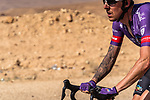 Angel Madrazo Ruiz (ESP) Burgos-BH in action during Stage 4 of the Saudi Tour 2020 running 137km from Wadi Namar Park to Al Muzahimiyah King Saud University, Saudi Arabia. 7th February 2020. <br /> Picture: ASO/Kåre Dehlie Thorstad   Cyclefile<br /> All photos usage must carry mandatory copyright credit (© Cyclefile   ASO/Kåre Dehlie Thorstad)
