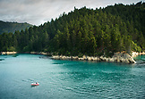 NEW ZEALAND, Picton, In Queen Charlotte Sound on the Cook Strait Crossing, Ben M Thomas