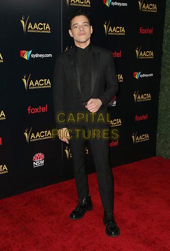 04 January 2019 - West Hollywood California - Rami Malek. 8th AACTA International Awards held at Skybar at Mondrian Los Angeles.         <br /> CAP/ADM/FS<br /> ©FS/ADM/Capital Pictures