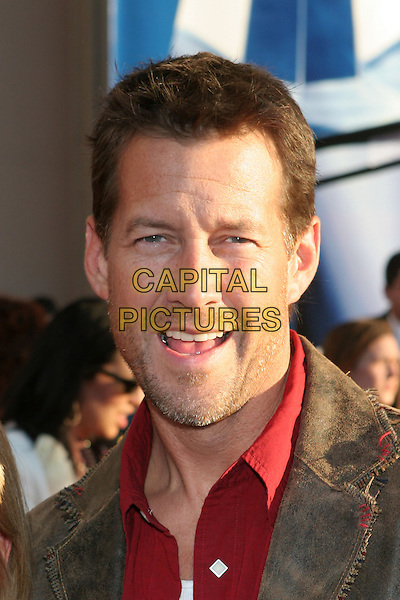 JAMES DENTON.33rd Annual American Music Awards - Arrivals held at the Shrine Auditorium. Los Angeles, California..USA, United States..22nd November 2005 .Ref:ADM/ZL.portrait headshot stubble facial hair smiling.www.capitalpictures.com.sales@capitalpictures.com.© Capital Pictures.