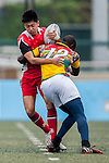 GFI East Africans vs Shandong during the 2015 GFI HKFC Tens at the Hong Kong Football Club on 26 March 2015 in Hong Kong, China. Photo by Xaume Olleros / Power Sport Images