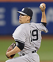 Masahiro Tanaka (Yankees),<br /> MAY 14, 2014 - MLB :<br /> Masahiro Tanaka of the New York Yankees pitches during the Major League Baseball game against the New York Mets at Citi Field in Flushing, New York, United States. (Photo by AFLO)