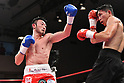 Boxing : 8R welterweight bout at Korakuen Hall in Tokyo