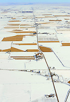 Winter fields, Eastern Colorado plains. Nov 2009