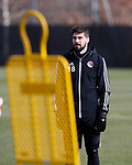Kieron Freeman of Sheffield Utd during a training session at the Steelphalt Academy, Sheffield. Picture date: 5th March 2020. Picture credit should read: Simon Bellis/Sportimage