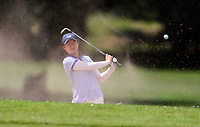Rose Zheng of Auckland. Day Four of the Toro Interprovincial Women's Championship, Sherwood Golf Club, Whangarei,  New Zealand. Friday 8 December 2017. Photo: Simon Watts/www.bwmedia.co.nz